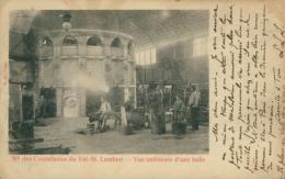 BELGIQUE SAINT LAMBERT / Cristalleries Du Val-Saint-Lambert, Vue Intérieure D'une Halle / - Belgique