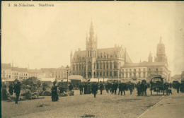 BELGIQUE SAINT NICOLAS / Stadhuis / - Sint-Niklaas