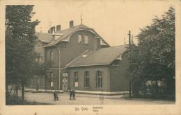 BELGIQUE SAINT VITH / La Gare / - Saint-Vith - Sankt Vith