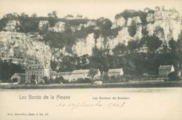 BELGIQUE SAMSON / Les Bords De La Meuse, Les Rochers De Samson / - Belgique