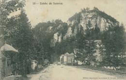 BELGIQUE SAMSON / Entrée De Samson / - Belgique