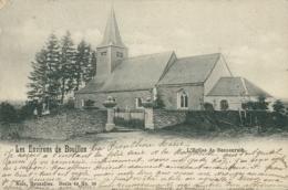 BELGIQUE SENSENRUTH / L'Eglise De Sensenruth, Les Environs De Bouillon / - België