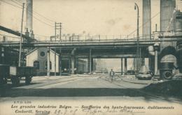 BELGIQUE SERAING / Les Grandes Industries Belges, Souffleries Des Hauts-fourneaux, établissements / - Seraing