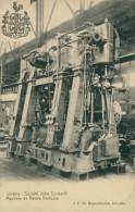 BELGIQUE SERAING / Société John Cockrill, Machine De Navire Verticale / - Seraing