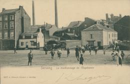 BELGIQUE SERAING / Société John Cockrill, Le Charbonnage De L'Espérance / - Seraing
