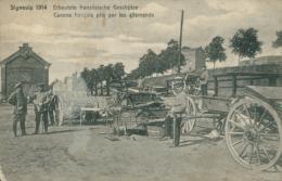 BELGIQUE SIGNEULX / Canons Français Pris Par Les Allemands / - Autres