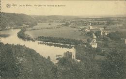 BELGIQUE SPA / Lac De Warfaz, Vue Prise Des Hauteurs De Balmoral / - Spa