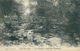 BELGIQUE SPA / La Hoëgne, Pont Des Renards / - Spa