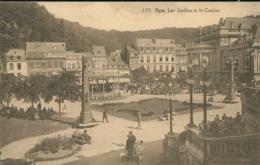 BELGIQUE SPA / Les Jardins Et Le Casino / - Spa
