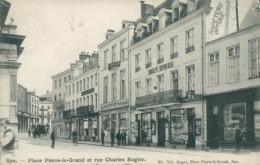 BELGIQUE SPA / Place Pierre-le-Grand Et Rue Charles Rogier / - Spa