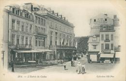 BELGIQUE SPA / L'Entrée Du Casino / - Spa