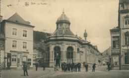 BELGIQUE SPA / Le Pouhon / - Spa