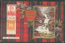 Collection LE HAVRE Ste ADRESSE - C.P. Affr. 1 + 10 Centimes Pellens Obl. Sc LE HAVRE (SPECIAL) 30-01-1915 Vers SANVIC ( - Other Covers