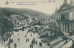 BELGIQUE SPA / Carrefour De La Place Royale Et Rue Royale / - Spa