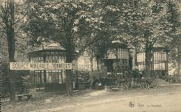 BELGIQUE SPA / Le Tonnelet, Source Minérale Du Tonnelet / - Spa