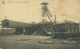 BELGIQUE TAMINES / Charbonnage Sainte-Barbe / - Belgique