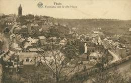 BELGIQUE THUIN / Panorama Vers La Ville Haute / - Thuin