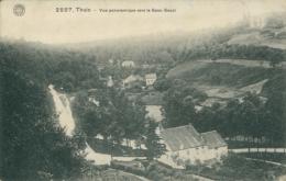 BELGIQUE THUIN / Vue Panoramique Vers Le Sans-Souci / - Thuin