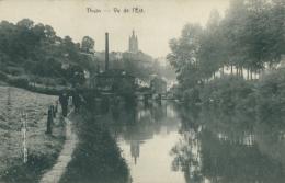 BELGIQUE THUIN / Vue De L'est / - Thuin