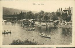 BELGIQUE TILFF / Les Bains / - Belgique