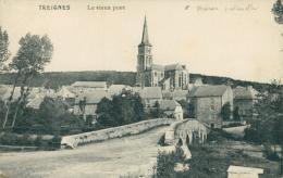 BELGIQUE TREIGNES / Le Vieux Pont / - Belgique