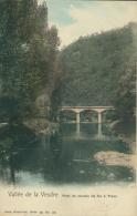 BELGIQUE TROOZ / Pont Du Chemin De Fer à Trooz / CARTE COULEUR - Trooz