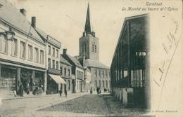 BELGIQUE TURNHOUT / Le Marché Au Beurre Et L'Eglise / - Turnhout