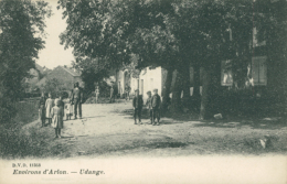 BELGIQUE UDANGE / Vue Extérieure / - Belgique