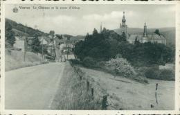 BELGIQUE VIERVES / Le Château Et La Route D'Olloy / - Belgique