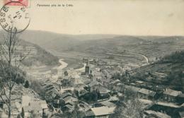 BELGIQUE VRESSE / Panorama Pris De La Crète / - Vresse-sur-Semois