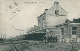 BELGIQUE WAREGEM / De Statie / - Waregem