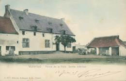 BELGIQUE WATERLOO / Ferme De La Haie, Sainte Intérieur / CARTE COULEUR - Waterloo
