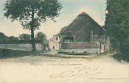 BELGIQUE WATERLOO / Le Pont Nord D'Hougoumont / CARTE COULEUR - Waterloo