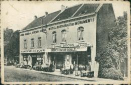 BELGIQUE WATERLOO / Hôtel-Restaurant Des Monuments, Grand Musée Du Chemin-Creux / - Waterloo