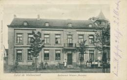 BELGIQUE WELKENRAEDT / Restaurant Wiesen-Aussems / - Welkenraedt