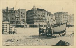 BELGIQUE WENDUYNE / Grand Hôtel Pauwels Et Régina Hôtel / - Wenduine