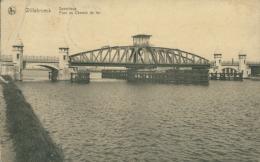 BELGIQUE WILLEBROECK / Pont Du Chemin De Fer / - Willebroek