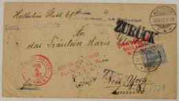 Alemania Imperio 85 - Cartas