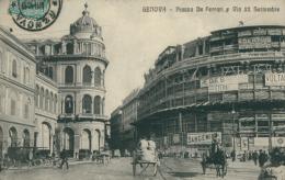 IT GENOVA / Piazza De Ferrari E Via XX Settembre / - Genova (Genoa)