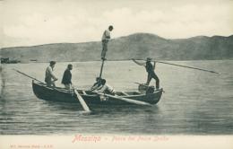 IT MESSINA / Pesca Del Pesce Spada / - Messina