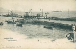 ES ALGECIRAS / Los Muelles / - Espagne