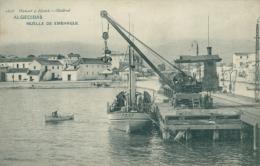 ES ALGECIRAS / Muelle De Embarque / - Espagne