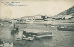 ES CARTAGENA / Banos De San Pedro Del Mar / - Murcia