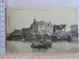 29 - CONCARNEAU - Le Passage De Lanriec - Le Départ Du Bac - Concarneau