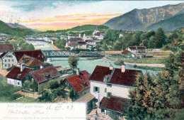BAD ISCHL (OÖ) Gegen Westen - Gel.1903 - Bad Ischl