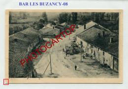 BAR Les BUZANCY- Carte Allemande-GUERRE 14-18-1 WK-FRANCE-FRANKREICH-08-Feldpost- - Non Classificati