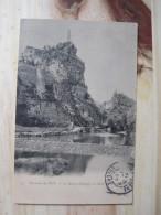 Environs Du Puy - Le Rocher D'Espaly - Le Puy En Velay