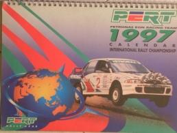 CALENDARIO 1997 - PERT PETRONAS - Calendari