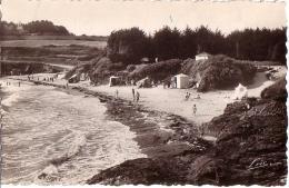 SAINT-GILDAS-de-RHUYS: Plage De Port-Maria - Francia