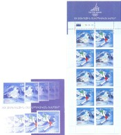 2006. Armenia, Winter Olympic Games Torino'2006, Booklet, Mint/** - Armenia